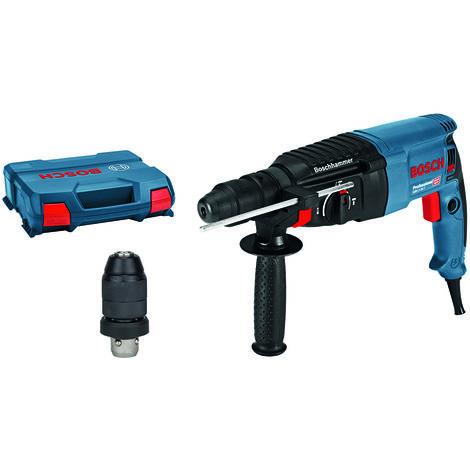 Bosch Perforateur SDS plus Kit GBH 2-26 F SSBF Coffret incl. accessoires - 06159975XY