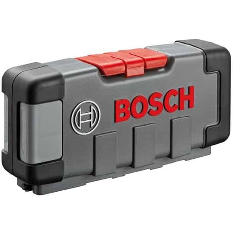 Bosch Petite Tough Box, vide, pour lames de scie sauteuse - 2607010909