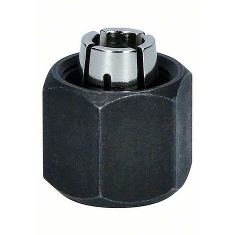 """Bosch Pince de serrage 1/4"""" avec écrou - 2608570142"""