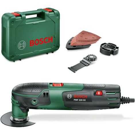 Bosch PMF 220 CE Outil multifonctions