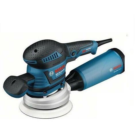 Bosch - Ponceuse excentrique 125-150mm 400W + Accessoires - GEX 125-150 AVE