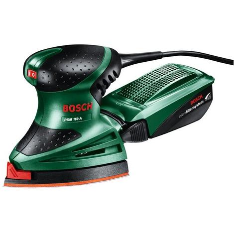 Bosch – Ponceuse Multi fonction 160W – PSM 160A