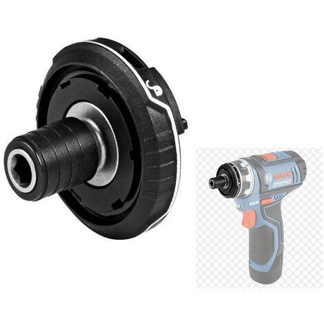 Gris Porte-embout excentr/é GFA 12-E Bosch Professional 1600A00F5L Bosch