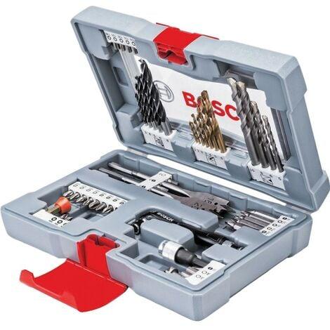 Bosch Premium X-Line Drill Bit & Screwdriver Bit Set 49 Pieces in Plastic Carry