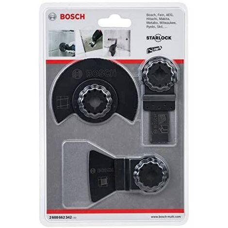 Bosch Professional 2608662342 Kit de démarrage multi-outils