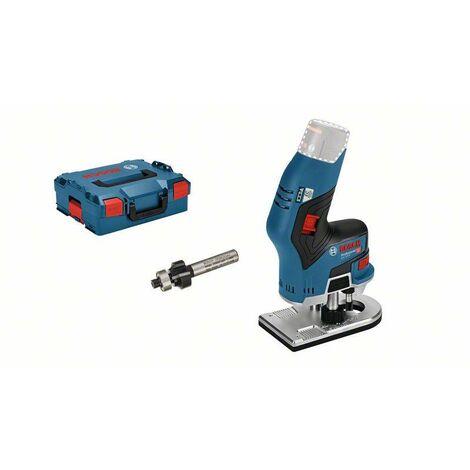 Bosch Professional Affleureuse sans-fil GKF 12V-8 (sans batterie ni chargeur) - 06016B0001