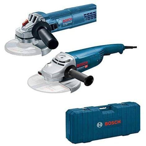 Bosch Professional - Amoladora de ángulo 22-230 JH con GWS 880 en maletín -0615990K2J