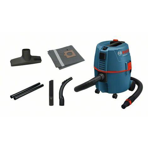 Bosch Professional Aspirateur pour solides et liquides GAS 20 L SFC, 1.200 W - 060197B000