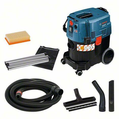 Bosch Professional Aspirateur pour solides et liquides GAS 35 L AFC Professional, 1 200 W - 06019C3200