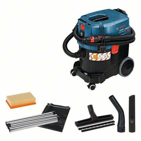 Bosch Professional Aspirateur pour solides et liquides GAS 35 L SFC+ Professional, 1 200 W - 06019C3000