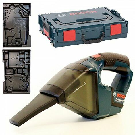 Bosch Professional Aspirateur sans fil GAS 10,8 V-LI (sans batterie ni chargeur) - 06019E3001