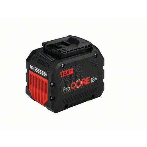 Bosch Professional Batterie ProCORE18V 12.0Ah - 1600A016GU