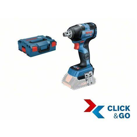 Bosch Professional Boulonneuse sans-fil GDS 18V-200 C, L-BOXX (sans batterie ni chargeur) - 06019G4301