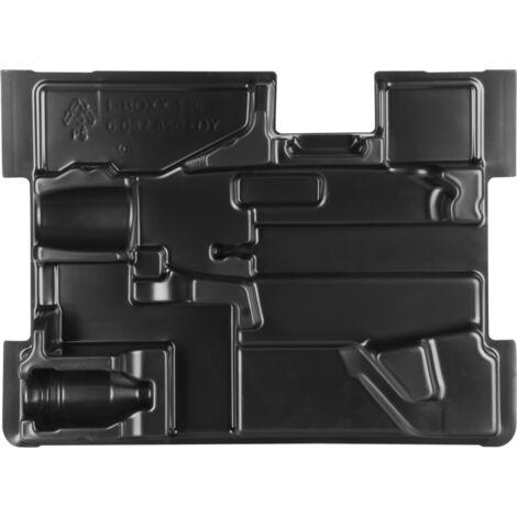 Bosch Professional Einlage für Akku-Bohrhammer GBH 18 V-20, schwarz, für L-BOXX 136