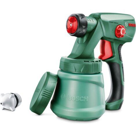 Bosch Professional Feinsprühpistole für PFS 1000 / 2000, Sprühpistole, grün