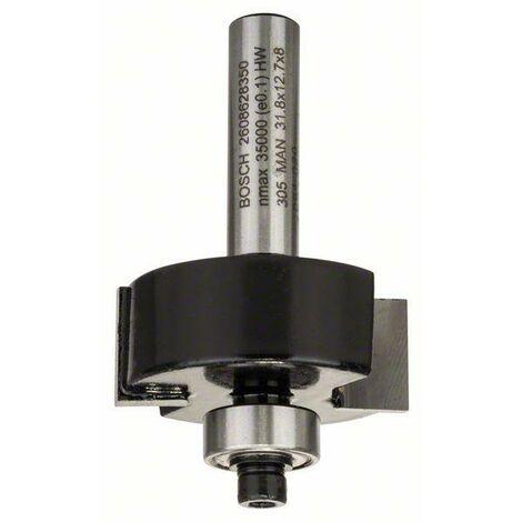 """main image of """"Bosch Professional Fraise à feuillurer 8 mm, B 9,5 mm, D 31,8 mm, L 12,5 mm, G 54 mm"""""""