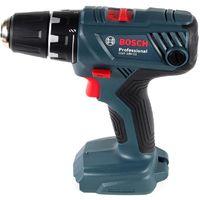 Bosch Professional GSR 18 V-21 Perceuse-visseuse sans fil + Coffret de transport + 2x Batteries GBA 2,0 Ah + Chargeur GAX 18V-30 + Porte-embouts avec 25 pièces ( 06019H1070 )