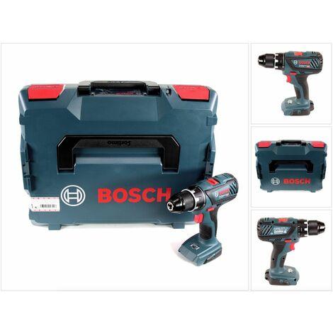 Bosch Professional GSR 18V-28 Perceuse-visseuse sans fil + Coffret de transport L-Boxx - sans Batterie, sans Chargeur ( 06019H4108 )