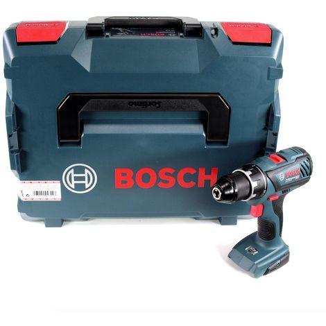 Bosch Professional GSR 18V-28 Perceuse-Visseuse sans fil + Coffret L-Boxx - sans Accessoires - sans Batterie ni Chargeur