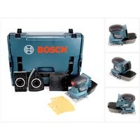 Bosch Professional GSS 18 V-10 Akku Schwingschleifer + L-Boxx ( 06019D0202 )