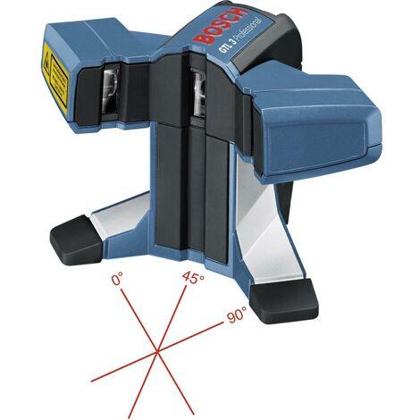 Bosch Professional GTL 3 Laser per piastrelle Raggio di azione (max.): 20 m