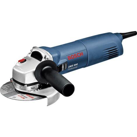 Bosch Professional GWS 1000 0601828800 Smerigliatrice angolare 125 mm 1000 W