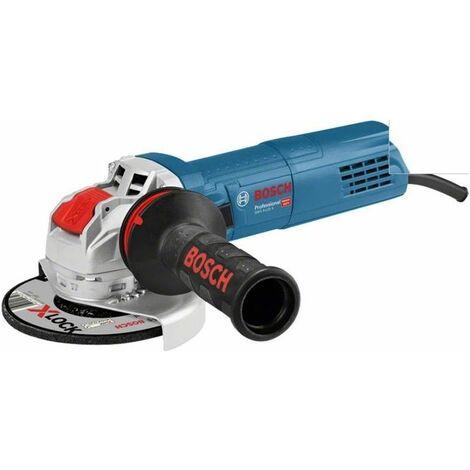 SMERIGLIATRICE ANGOLARE 115 mm 850 W DISCO FLEX SMERIGLIO PROFESSIONALE 110 OX