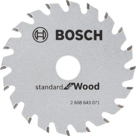 Bosch Professional Kreissägeblatt Optiline Wood, 85mm, Sägeblatt