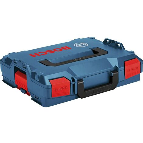 Bosch Professional L-BOXX 102 1600A012FZ Caisse de transport ABS bleu, rouge (L x l x H) 442 x 357 x 117 mm