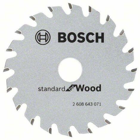 "main image of ""Bosch Professional Lame de scie circulaire Optiline Wood 85 x 15 x 1,1 mm, 20"""