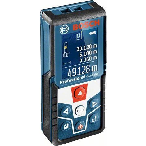 "Bosch Professional Laser-Entfernungsmesser GLM 500-""0601072H00"""