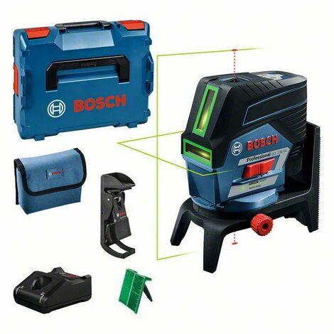 Bosch Professional Laser points et lignes GCL 2-50 CG, 1 x 2,0 Li-Ion batterie, L-BOXX - 0601066H00