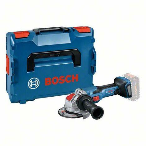 Bosch Professional Meuleuse angulaire sans-fil BITURBO, L-BOXX ( sans batterie ni chargeur) - 06019H6400