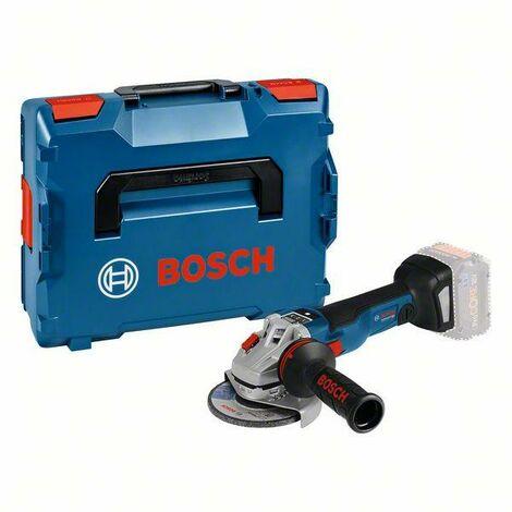 Bosch Professional Meuleuse angulaire sans fil GWS 18V-10 SC, L-BOXX (sans batterie ni chargeur) - 06019G350B
