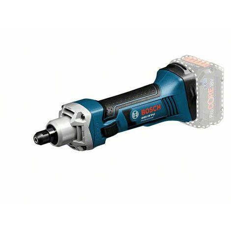 Bosch Professional Meuleuse droite sans fil GGS 18 V-LI im Karton (sans batterie ni chargeur) - 06019B5300