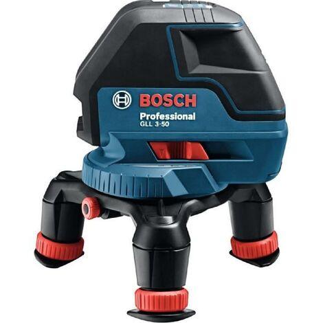 BOSCH PROFESSIONAL Niveau laser lignes GLL 3-50 + BM 1