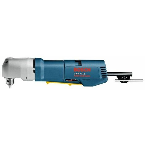 Bosch Professional Perceuse d'angle GWB 10 RE, 400 W - 0601132703