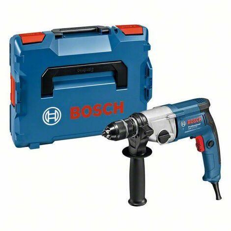 Bosch Professional Perceuse GBM 13-2 RE, Mandrin automatique 13 mm, L-BOXX, 750 W - 06011B2003