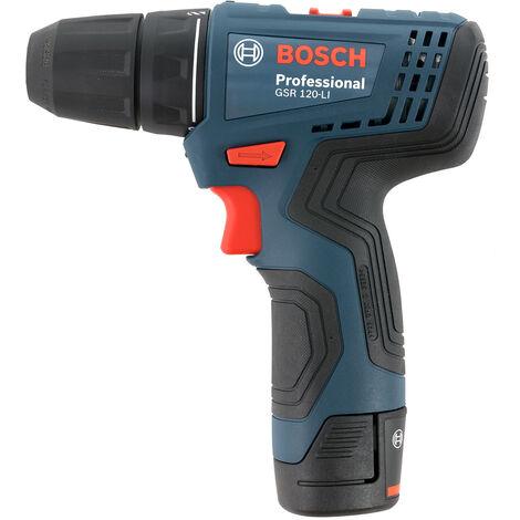 Bosch Professional Perceuse sans fil GSR 120-LI