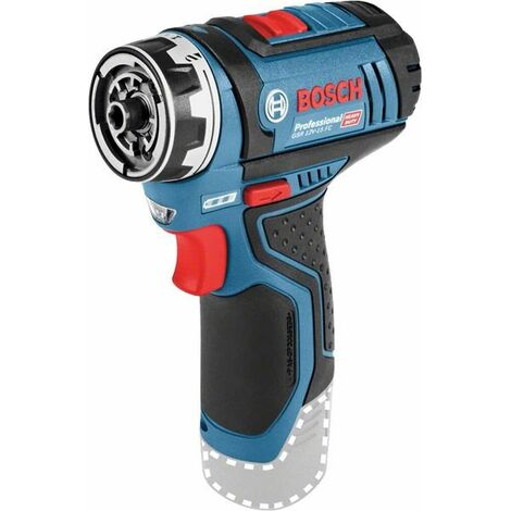 Bosch Professional Perceuse-visseuse sans fil GSR 12V-15 FC (sans batterie ni chargeur) - 06019F6004