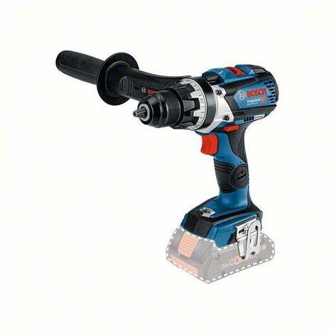 Bosch Professional Perceuse-visseuse sans fil GSR 18V-110 C Professional (sans batterie ni chargeur) - 06019G0108