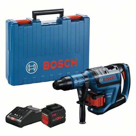 Bosch Professional Perforateur sans-fil BITURBO avec SDS max GBH 18V-45 C, 2 x batteries ProCORE18V 12.0Ah - 0611913002