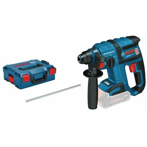 Bosch Professional Perforateur sans fil GBH 18 V-EC + L-BOXX (sans batterie ni chargeur) - 0611904003