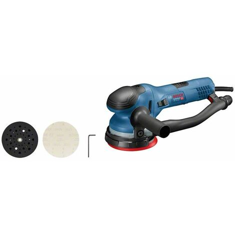 Bosch Professional Ponceuse excentrique GET 55-125, 550 W - 0601257000