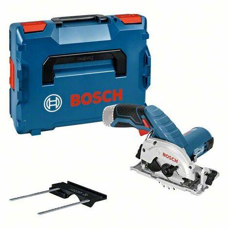 Bosch Professional Scie circulaire sans fil GKS 12V-26 en L-BOXX (sans batterie ni chargeur) - 06016A1002