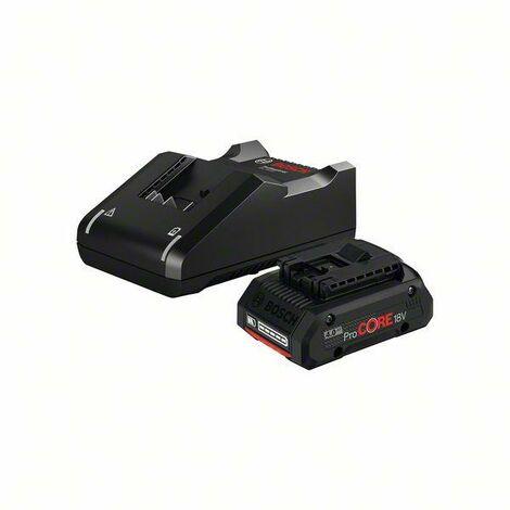 Bosch Professional Set de base 1 batterie ProCORE18V 4.0Ah + GAL 18V-40 - 1600A01U7U