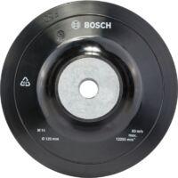 Bosch Professional Stützteller für Fiberschleifscheiben 125mm, M14, Schleifteller