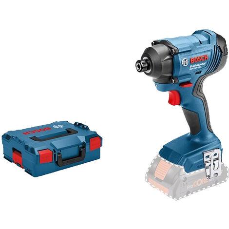 Bosch Professional Visseuse à chocs sans fil GDR 18V-160, L-BOXX (sans batterie ni chargeur) - 06019G5104