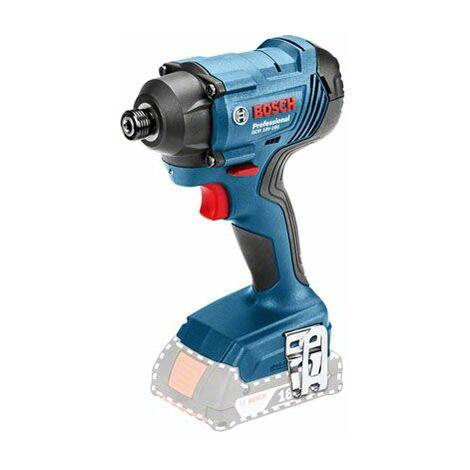 Bosch Professional Visseuse à chocs sans fil GDR 18V-160 (sans batterie ni chargeur) - 06019G5106