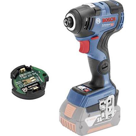 Bosch Professional Visseuse à chocs sans fil GDR 18V-200 C, GCY 30-4, L-BOXX (sans batterie ni chargeur) - 06019G4103